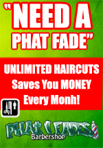 Unlimited Haircut Program Saves You Money!